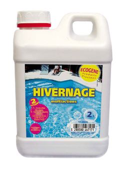 Hivernage for Brulure et piscine